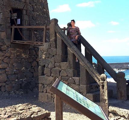 富埃特文图拉岛旅游景点图片