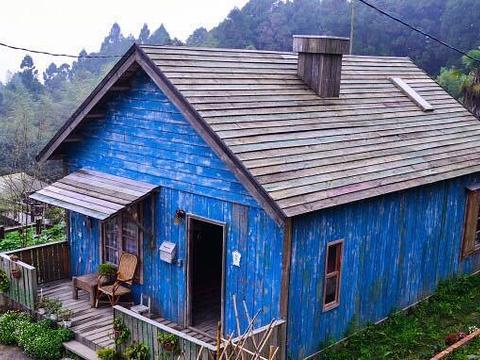 星空小木屋旅游景点图片
