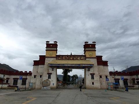 松赞干布纪念馆旅游景点图片