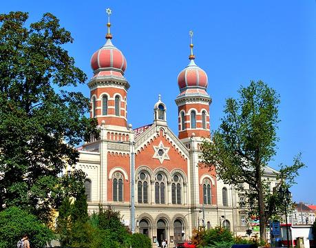 犹太教大会堂的图片