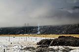 雪玛格勒冰川