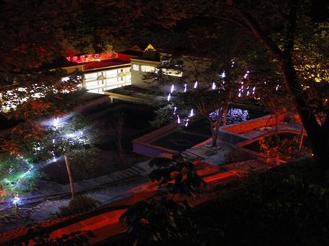 红河谷热海温泉旅游景点图片