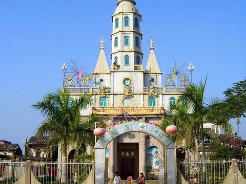百岭天主教堂旅游景点图片