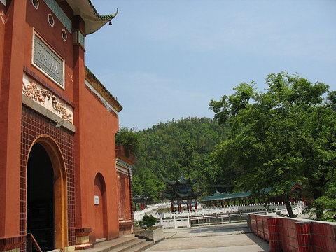 嵩云山旅游景点图片