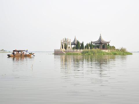 陈妃水冢旅游景点图片