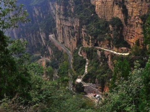 齐王寨旅游景点图片