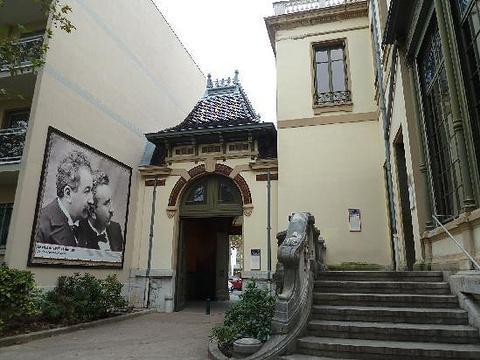 卢米埃博物馆旅游景点图片