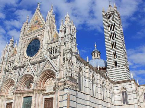 比萨教堂博物馆旅游景点图片