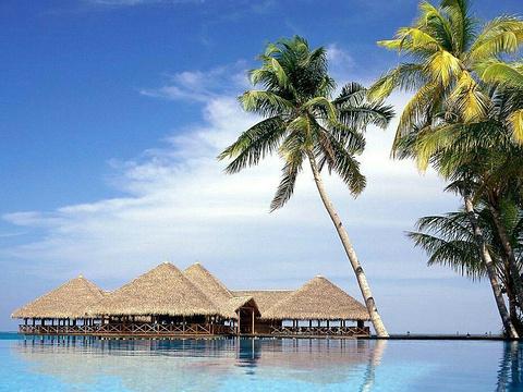 撒米拉海滩旅游景点图片