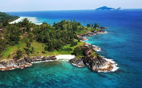 锡卢埃特岛旅游景点图片