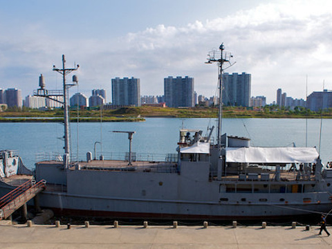 美国武装间谍船旅游景点图片