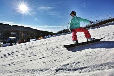 中国大连国际温泉滑雪节
