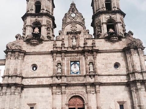 萨波潘教堂旅游景点图片