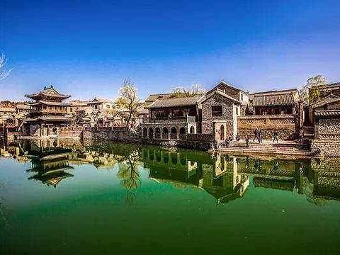 江南古镇旅游景点图片