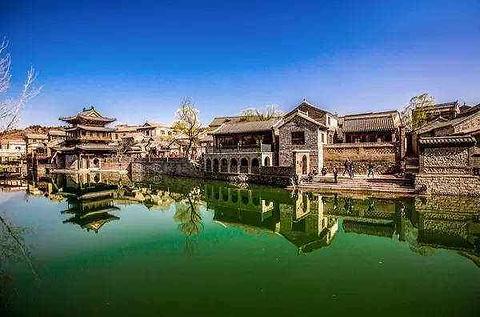 江南古镇的图片