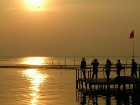 太湖龙头渚旅游景点图片