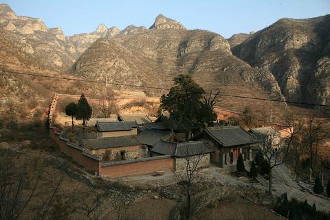 龙门寺的图片