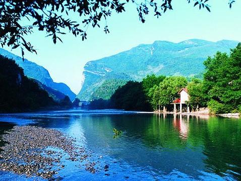 龙潭河景区的图片