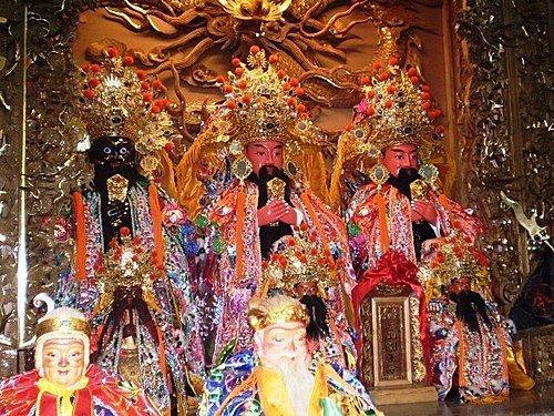 彰化县三山国王客家文化节