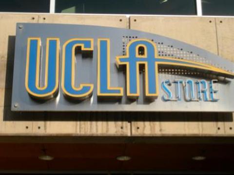 加州大学洛杉矶分校纪念品店旅游景点图片