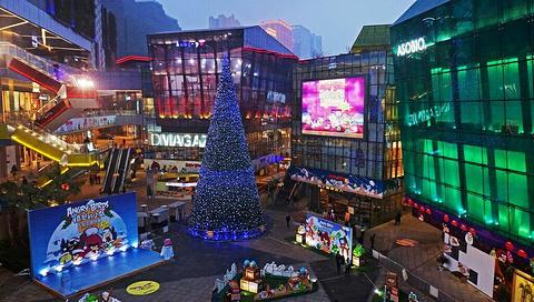 花果园购物中心