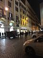 Via Borgognona购物街