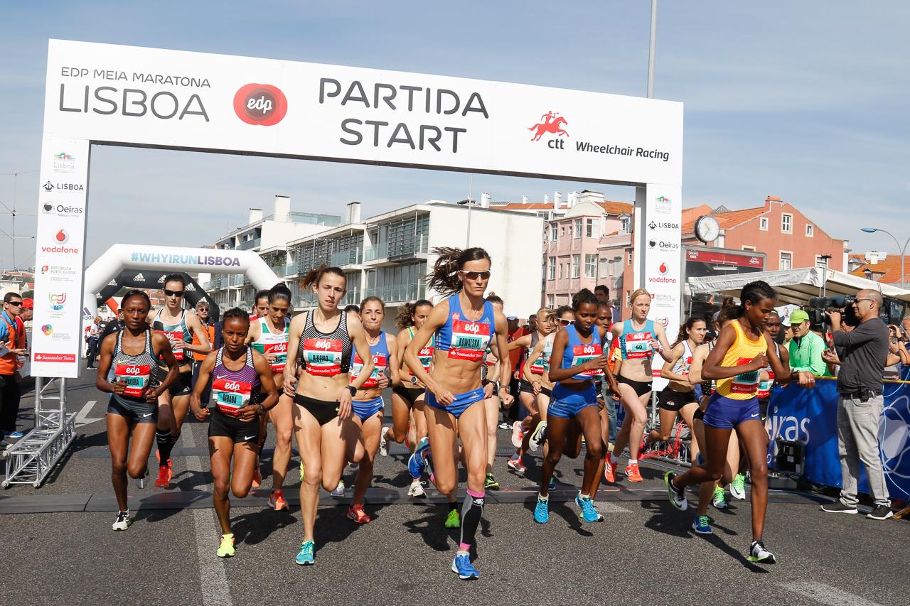里斯本马拉松赛