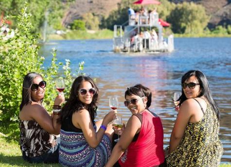 罗伯逊河葡萄酒节