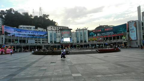 千岛湖广场的图片