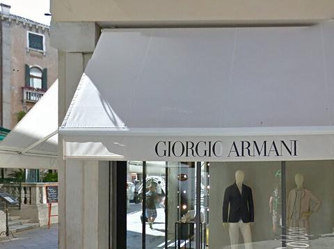 Giorgio Armani  乔治·阿玛尼