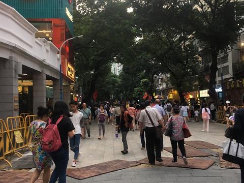 惠福路商业街旅游景点图片