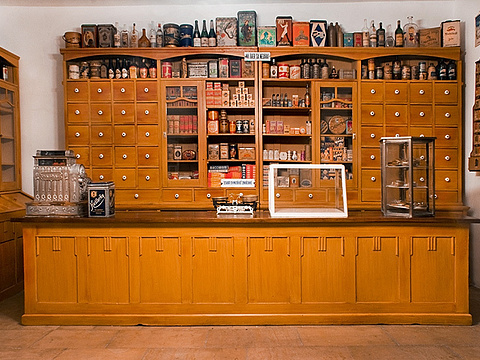 Obchod v Muzeu旅游景点图片