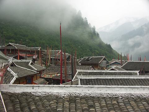 九寨沟风景名胜区旅游购物点旅游景点图片