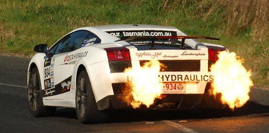 塔斯马尼亚赛车竞赛 Targa Tasmania