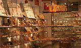 旅游纪念品市场