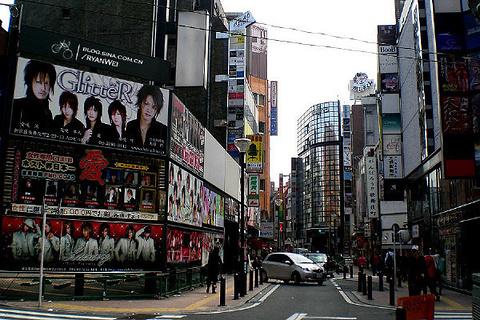 东京天空町