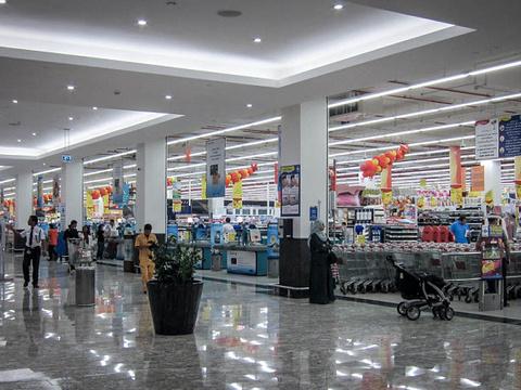 Carrefour Market-Al Seef Village Mall旅游景点图片