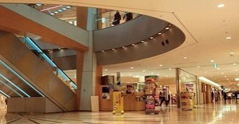 难波CITY购物中心