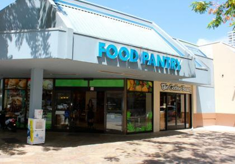 Food Pantry食品商店