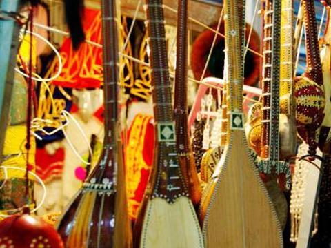 塔西来普开市场旅游景点图片