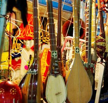 塔西来普开市场的图片