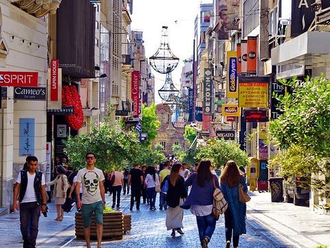 Ermou Street购物街旅游景点图片