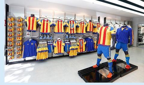 瓦伦西亚足球队官方纪念品商店