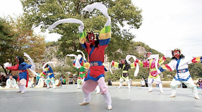 校村文化公演