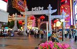 狮子桥美食街