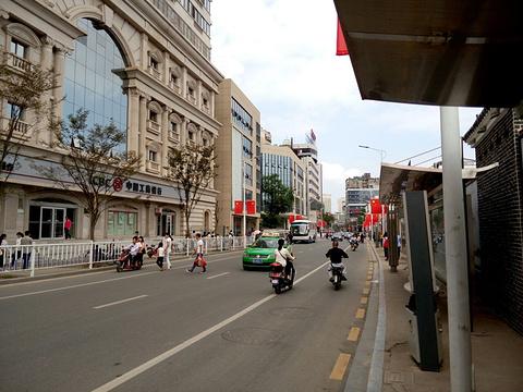 中山路步行街旅游景点图片