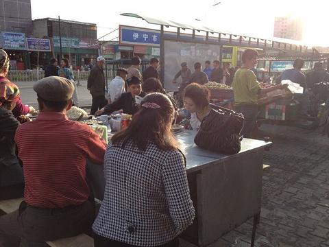 汉人街的图片
