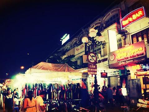 西贡夜市旅游景点图片