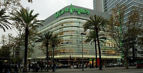 英格列斯百货公司(Centro Comercial Francesc Macià店)
