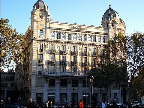 英格列斯百货公司(马德里Castellana旗舰店)旅游景点图片